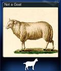 Not a Goat