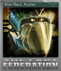 Alien Race: Acutian