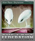 Alien Race: Skylaxians