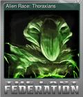 Alien Race: Thoraxians