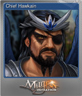 Chief Hawkain