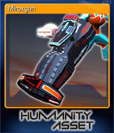 Miroxgun (Trading Card)