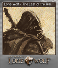 Lone Wolf - The Last of the Kai