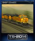 BNSF ES44DC