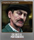 Inspector Lestrade