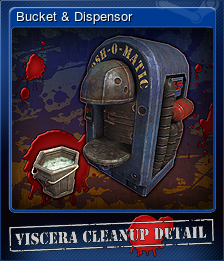 Bucket & Dispensor