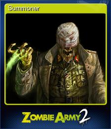 Summoner (Trading Card)