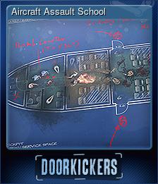 Aircraft Assault School