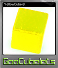 YellowCubelet