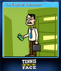 The Explodz Salesman