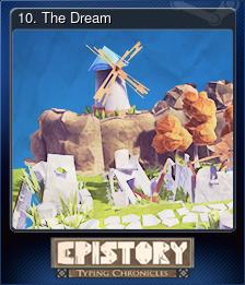 10. The Dream