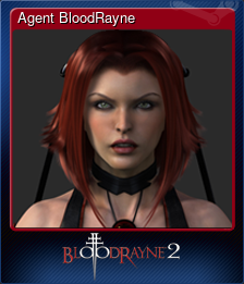 Agent BloodRayne