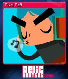 Pixel Raff