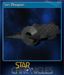 Ion Weapon
