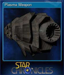 Plasma Weapon