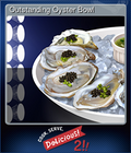 Outstanding Oyster Bowl