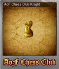 AoF Chess Club Knight
