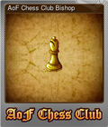 AoF Chess Club Bishop
