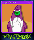 Purple Tentacle