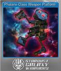 Phalanx-Class Weapon Platform