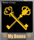 Master of keys