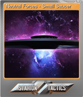 Neutral Forces - Small Saucer