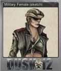 Military Female (sketch)