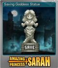 Saving Goddess Statue