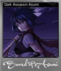 Dark Assassin Asumi
