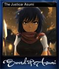The Justicar Asumi