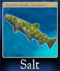 Gigantic Mouth Sea Bass