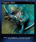 Organic Alien