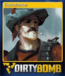 Bushwhacker (Trading Card)