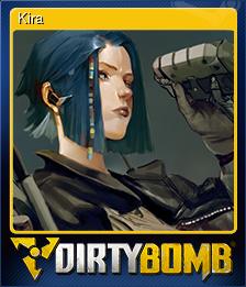 Kira (Trading Card)