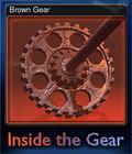 Brown Gear