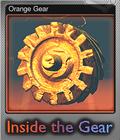 Orange Gear
