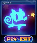 Nyon Cat