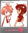 Momo and Dora