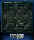 The Walls of TRISTOY