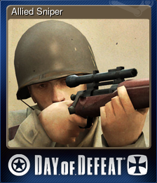 Allied Sniper
