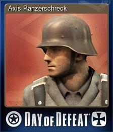 Axis Panzerschreck