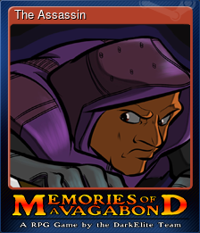 The Assassin (Trading Card)
