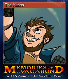 The Hunter (Trading Card)