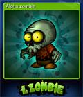 Alpha zombie