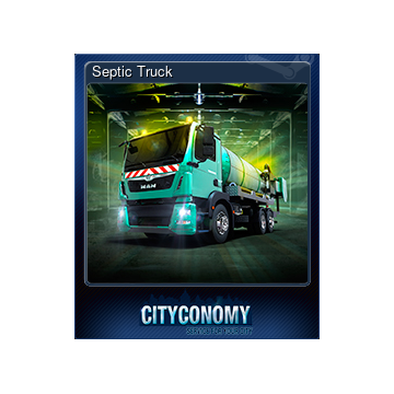 Steam Community Market :: Listings for 304580-Septic Truck