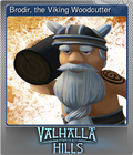 Brodir, the Viking Woodcutter