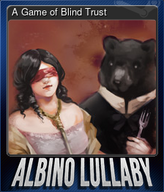 Steam Community Market Listings For 355860 A Game Of Blind Trust
