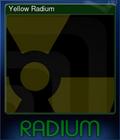 Yellow Radium