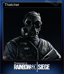 Thatcher (Trading Card)