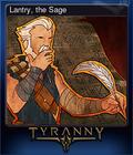 Lantry, the Sage